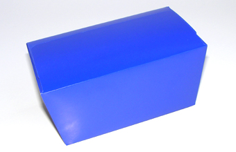 Blue 1000g sized Ballotin - Gift Carton Ideal for all occasions