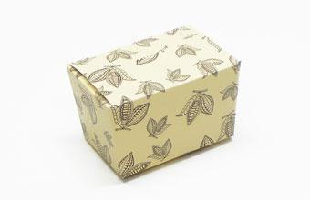 Cream Cocoa Pod 100g sized Ballotin - Gift Carton Ideal for all occasions