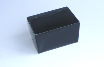Black 125g sized Ballotin - Gift Carton Ideal for all occasions