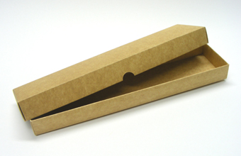 Brown (kraft) 16 Choc sized Base - Fold-up Gift Box Base Ideal for all occasions