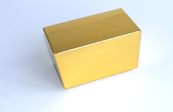 Gold 250g sized Ballotin - Gift Carton Ideal for all occasions