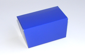 Blue 250g sized Ballotin - Gift Carton Ideal for all occasions