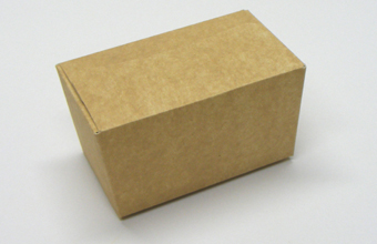 Brown (kraft) 250g sized Ballotin - Gift Carton Ideal for all occasions
