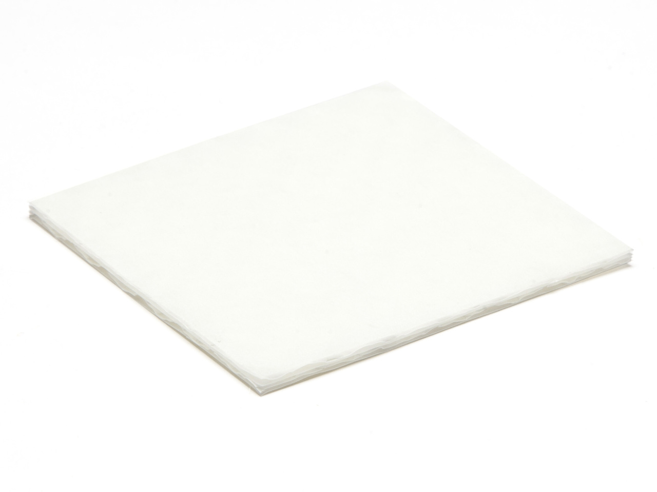 White 4 Choc sized Ballotin Cushion Pad - Confectionery Packaging Insert Pad Ideal for all occasions