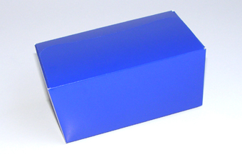 Blue 500g sized Ballotin - Gift Carton Ideal for all occasions