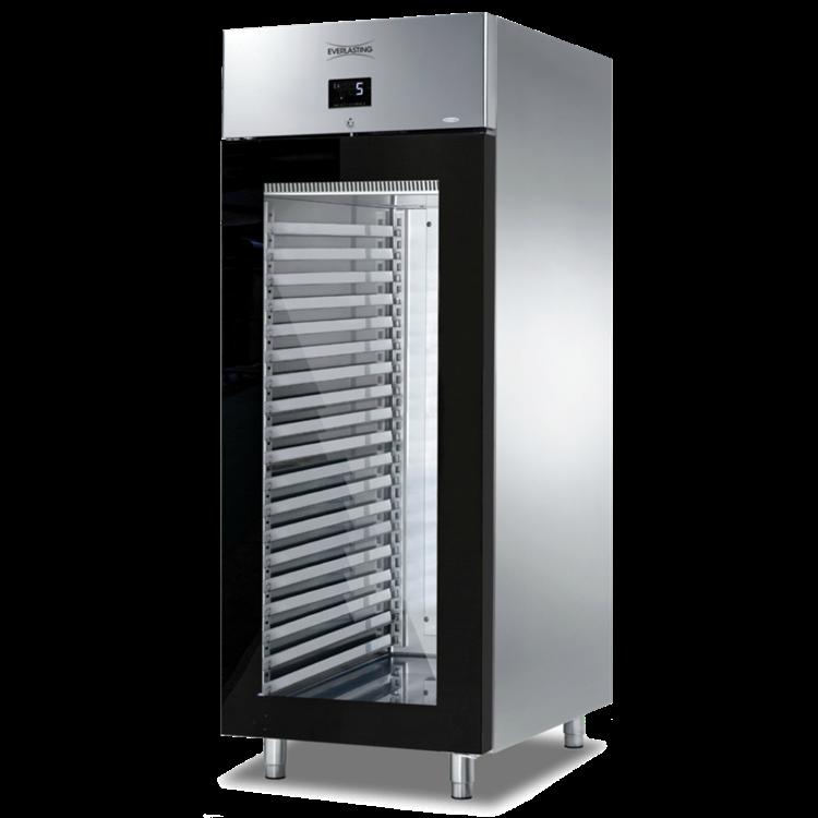 large chocolate fridge