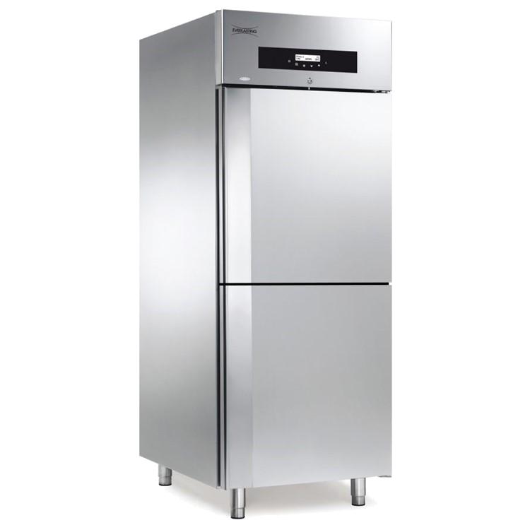 medium chocolate fridge