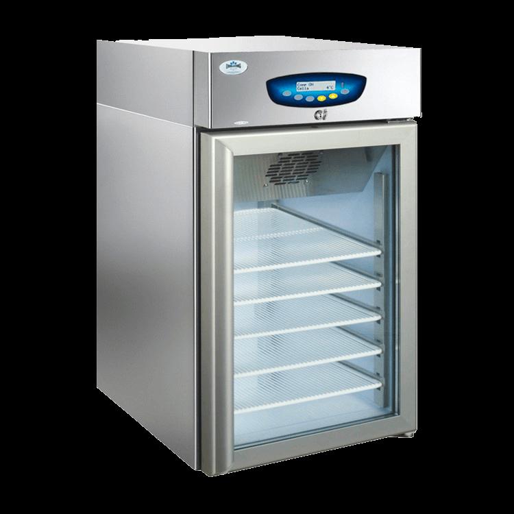 small chocolate fridge