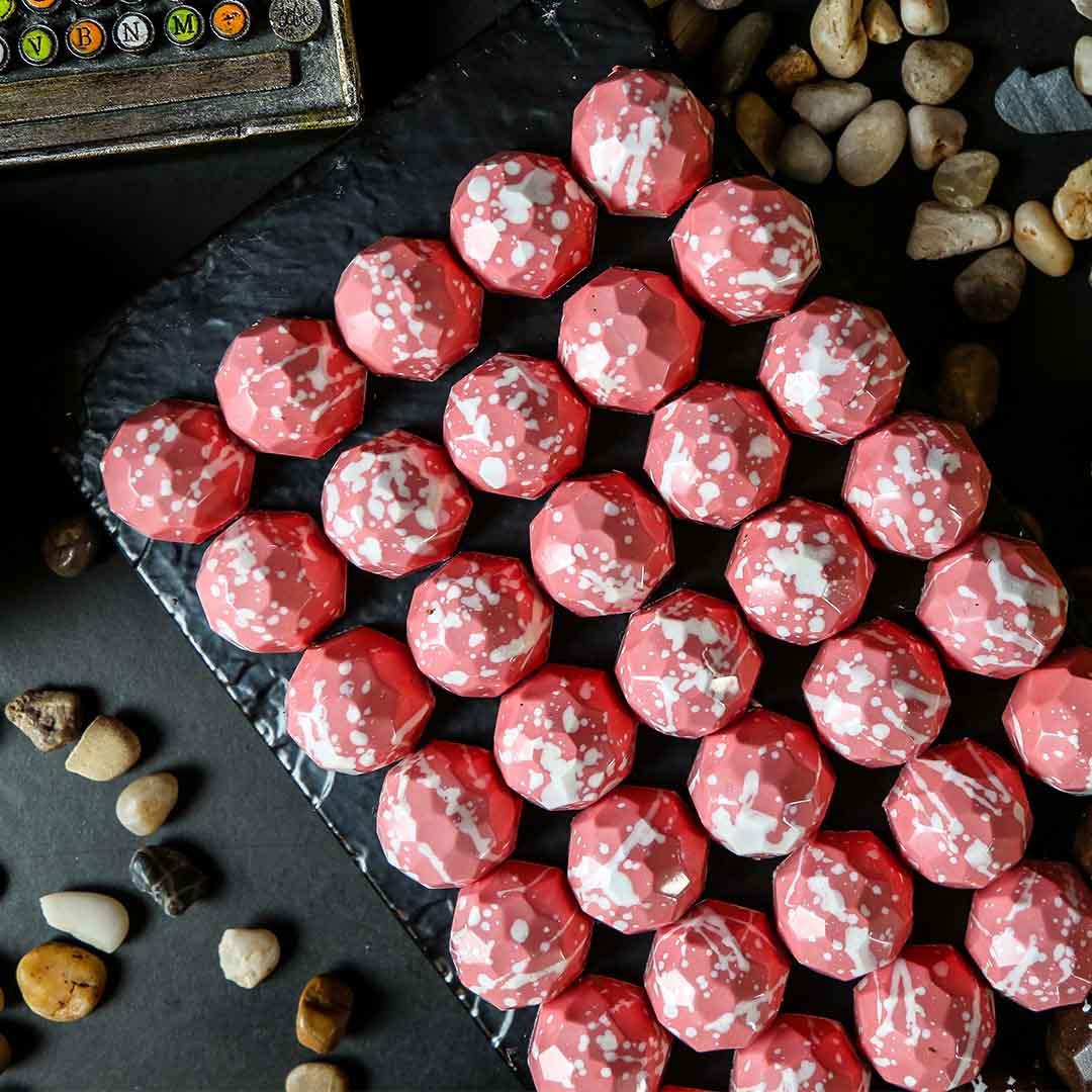 Callebaut Ruby Chocolate