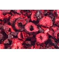 Freeze dried fruit and powder