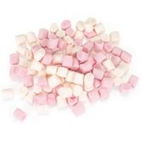 Mini marshmallows and Honeycomb