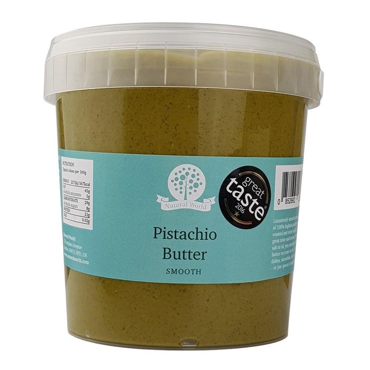 Pistachio Paste & Nuts