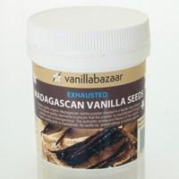 Vanilla powder, pods and extract