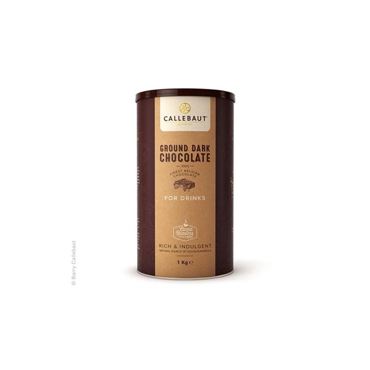 Callebaut Ground Dark Chocolate Powder -1kg