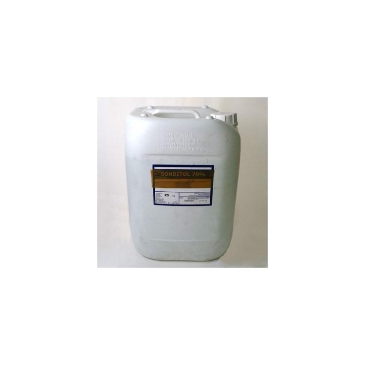 Sorbitol 70% Liquid - 25kg drum