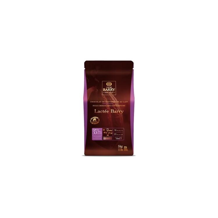 Cacao Barry Origin milk chocolate chips