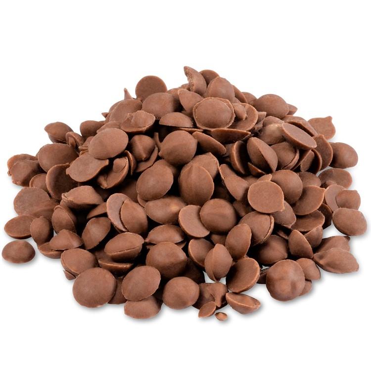 Vanova milk chocolate chips
