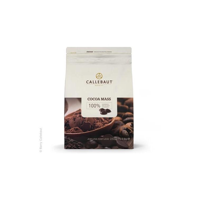 Cocoa mass 2.5kg box