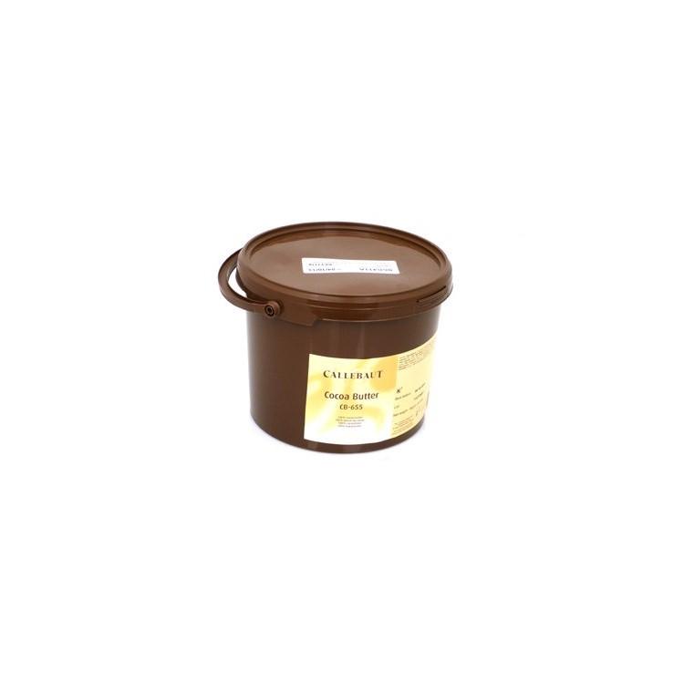 Cocoa Butter CB655 4kg tub