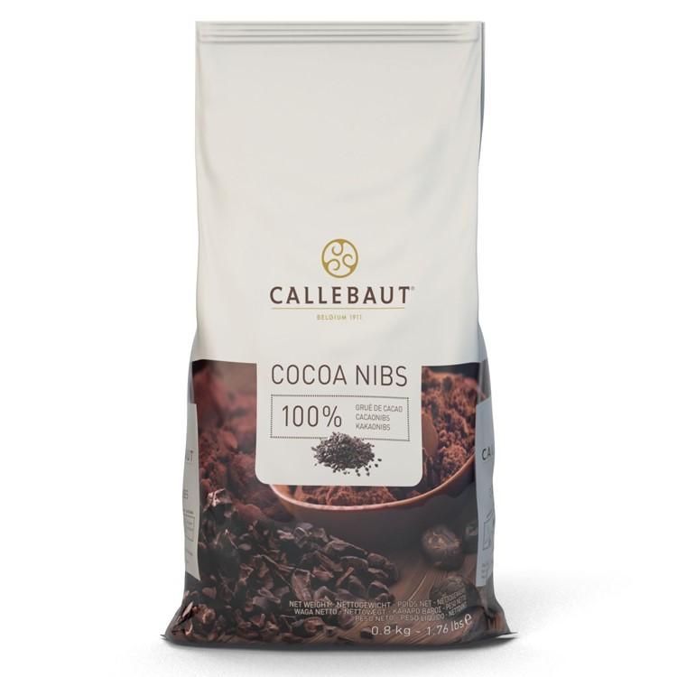 Callebaut Cocoa Nibs 800g