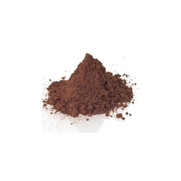 Cocoa powder from Callebaut. Medium brown 25kg
