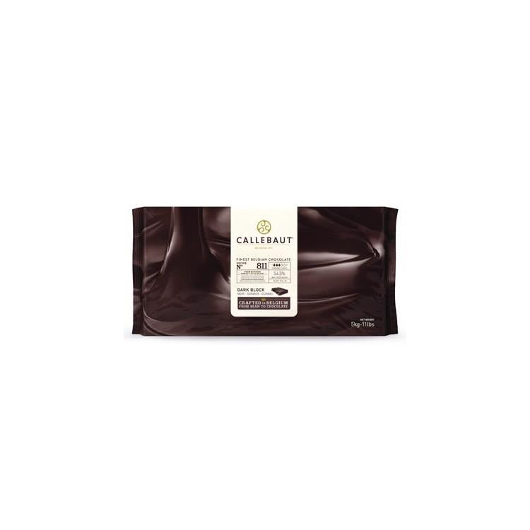 Callebaut Dark Chocolate Chips Couverture 811 - 5kg