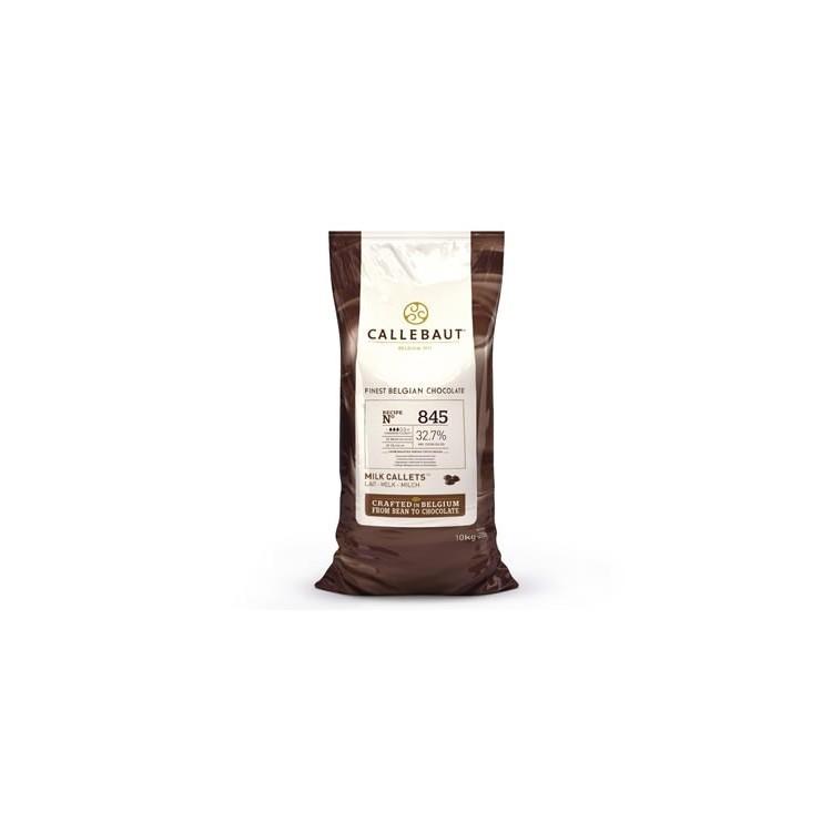 Callebaut Milk Chocolate Chips Couverture Rich Creamy - 20kg