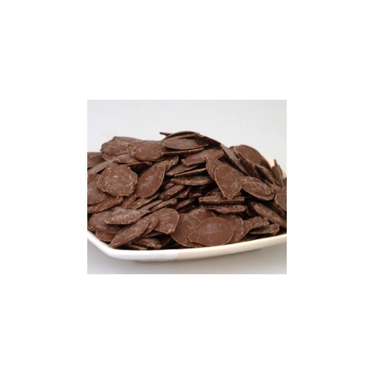 Callebaut Milk Chocolate Coating Non-Hydrogenated fat - 10kg