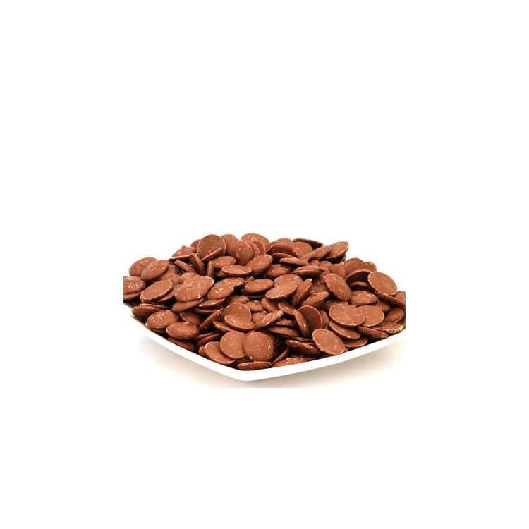 Callebaut Milk Chocolate Chips Couverture - 25kg