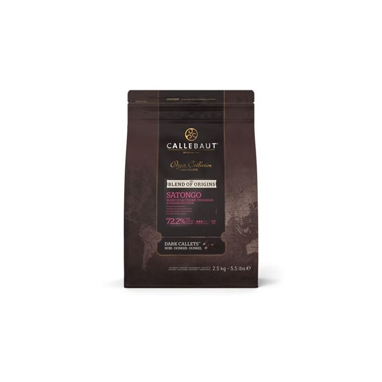 Callebaut Dark Chocolate Chips