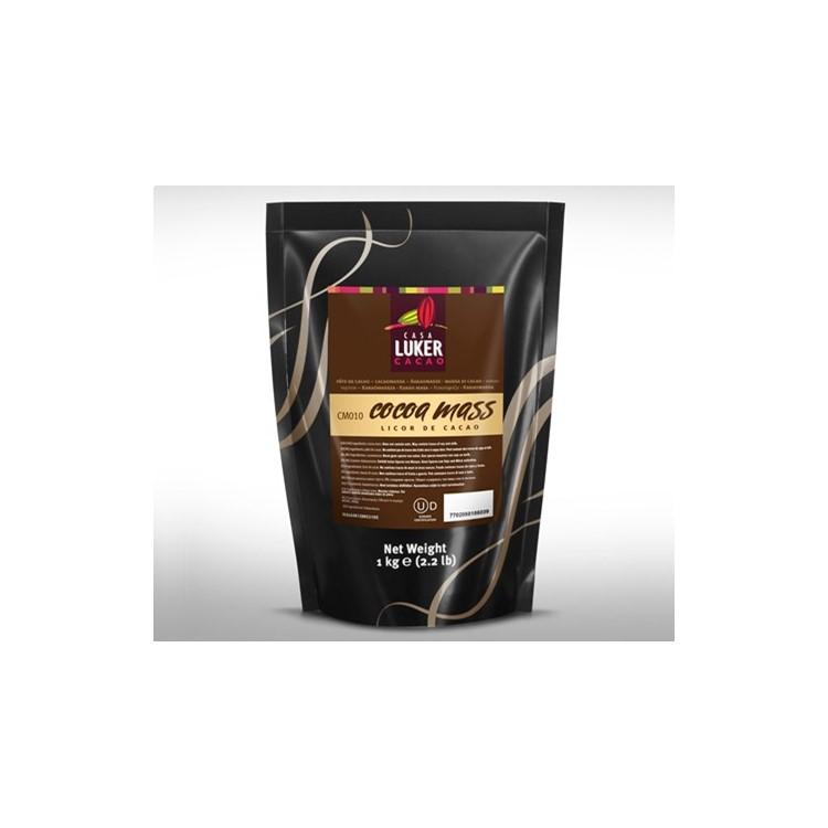 CasaLuker Cacao Cocoa Mass | Cacoa Liquor | 1kg