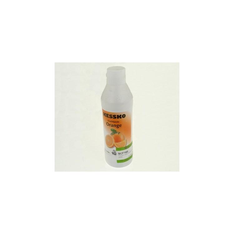 Fruit paste Orange (flavouring substances) 1kg bottle