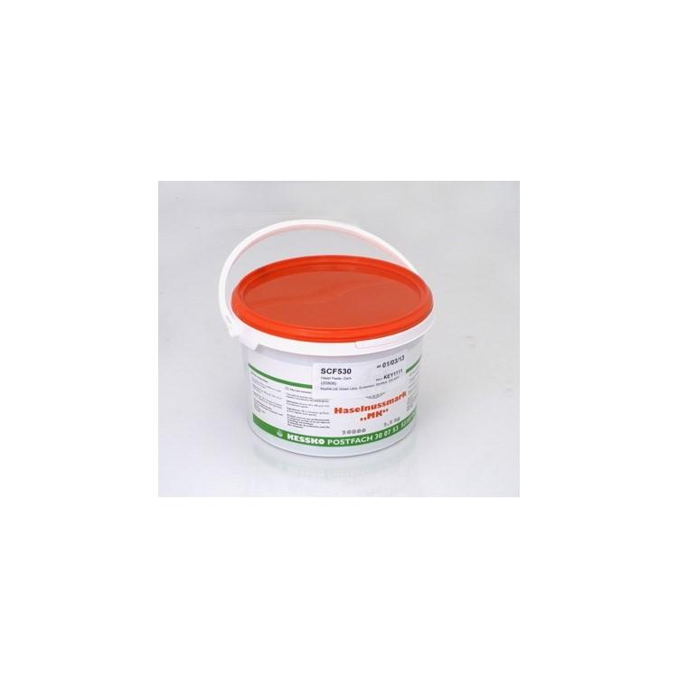 Hazelnut paste; Dark 98% Hazels | 2.5kg tub