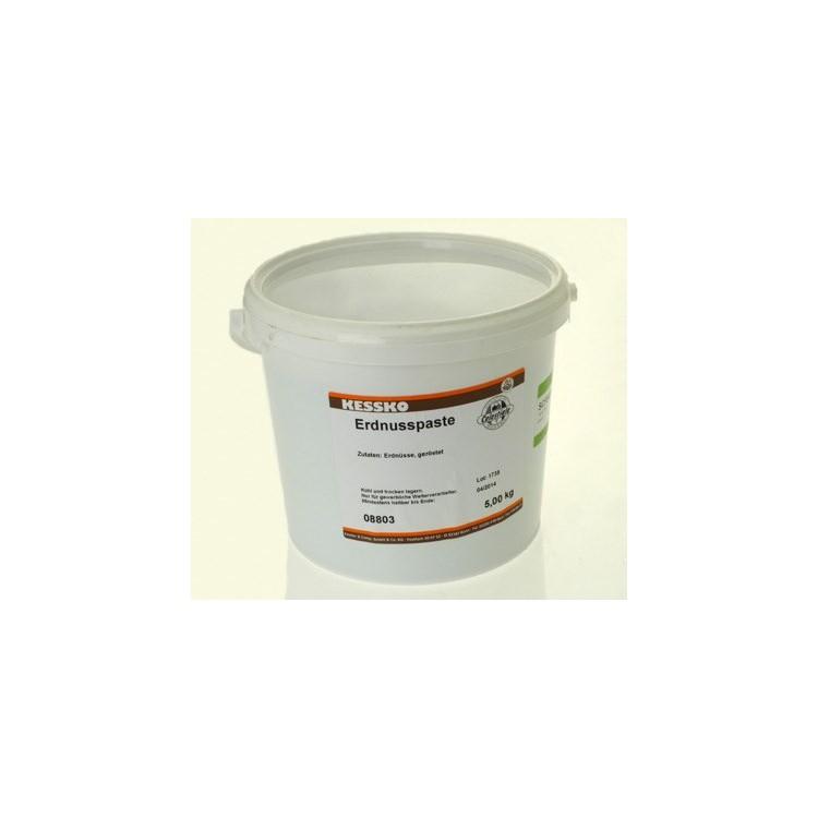 Peanut paste 5kg tub | 100% Roasted Peanuts