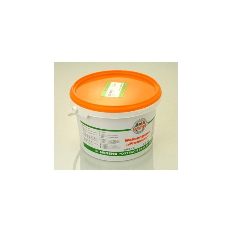 Walnut paste; dark 61% Walnuts | 2.5kg tub