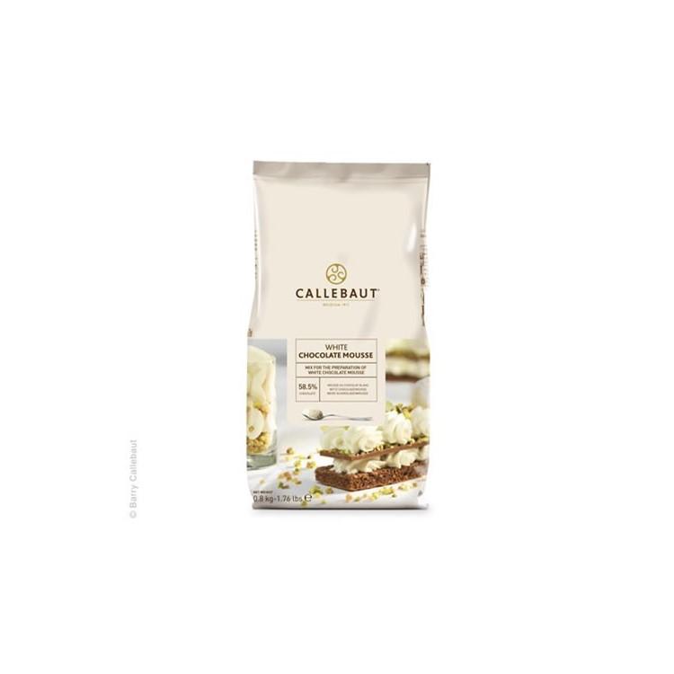 callebaut chocolate mousse powder