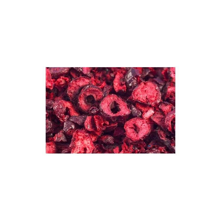 Freeze dried cherries - sliced sour cherries 150g pack