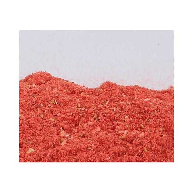 Freeze dried fruit powder - strawberry powder with Seeds 150g tub