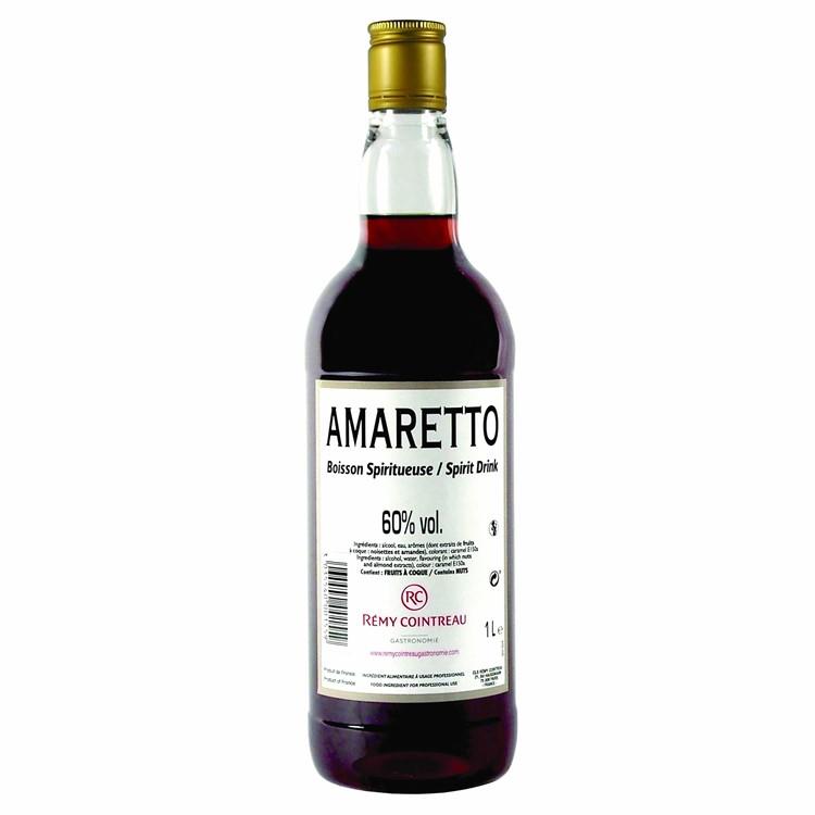 Amaretto 60% vol 1l bottle