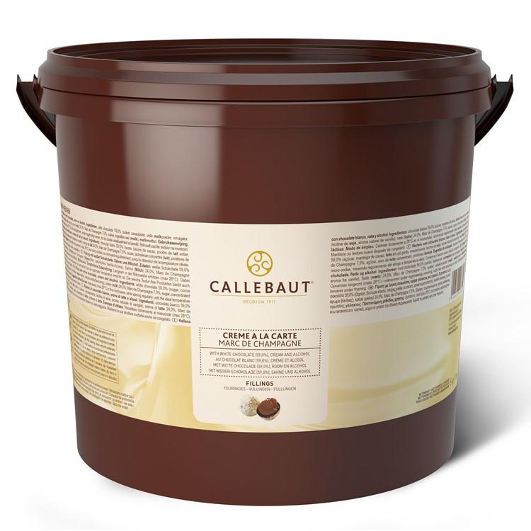 (Callebaut Code: CHAMP-KREM-659)