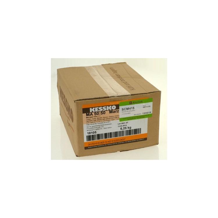 Marzipan Modelling Mass 6.25kg box