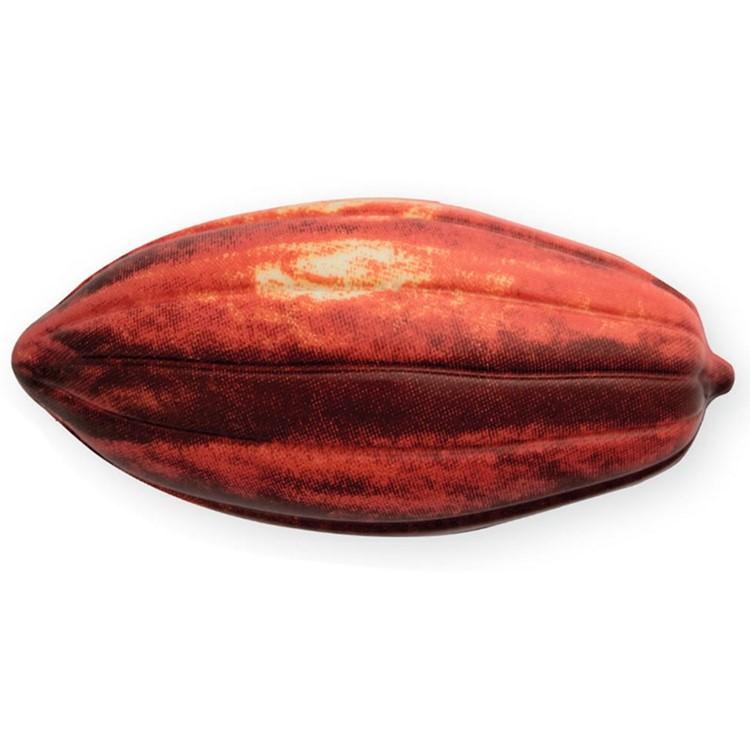 Chocolate cocoa pod half shells | red box of 24These cocoa pod half shells are made with quality white chocolate
