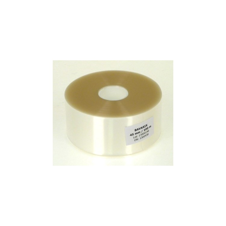 Clear Strips for Cakes and Patisserie 100m roll