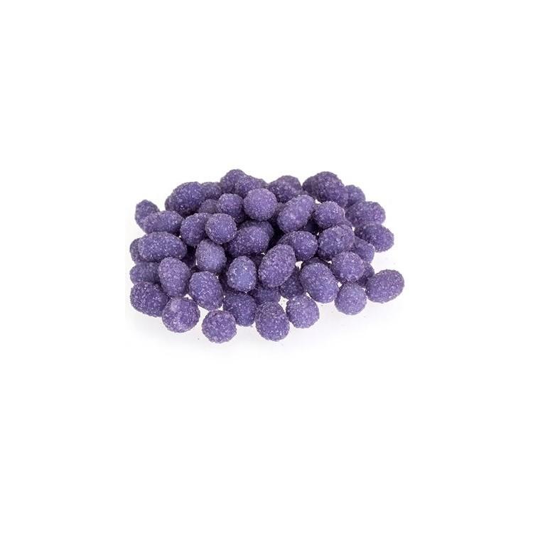 Lavender (Mauve); Crystallised Flowers 250g tub