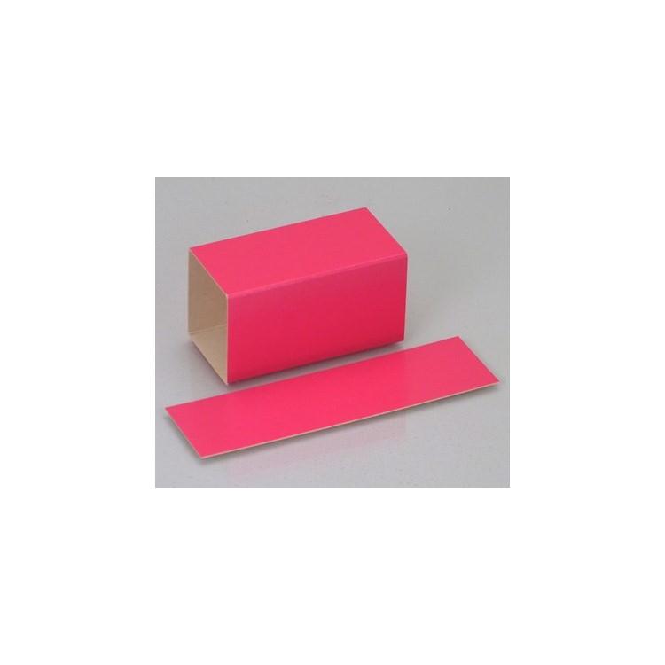 Pink Base Cards & Sleeves Bag of 100