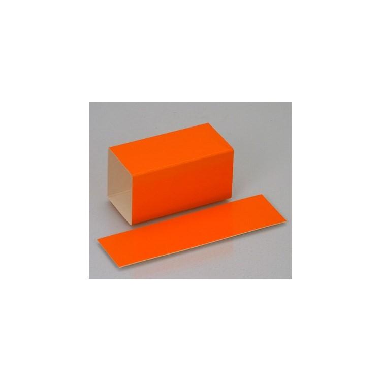 Orange Base Cards & Sleeves Bag of 100
