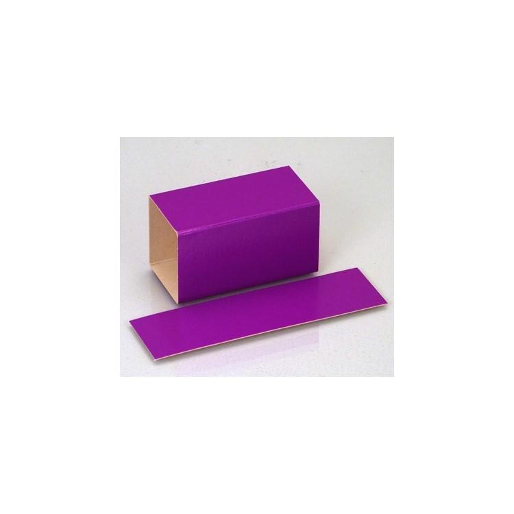 Purple Base Cards & Sleeves Bag of 100
