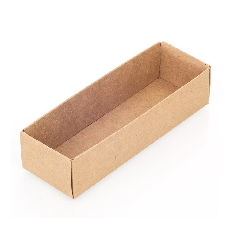 This stick box base is supplied folded flat for you to assemble. There is no glue used on this product. You can use SPC7110 Natural Kraft sleeve or choose from our range of colours. Also dividers SPC7140 and SPC7142 that are suitable for direct contact for food are available to accomodate 3 or 4 stacks of neapolitan moulds SMP8004