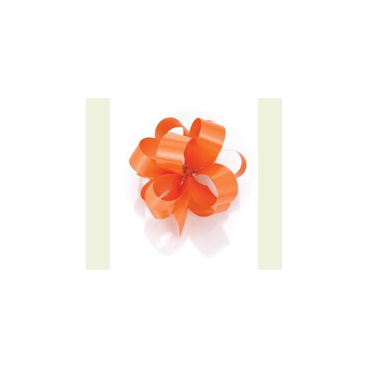 PullBow Ribbon; Orange 40m roll
