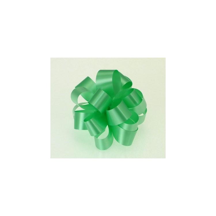 PullBow Ribbon; Apple Green 40m roll